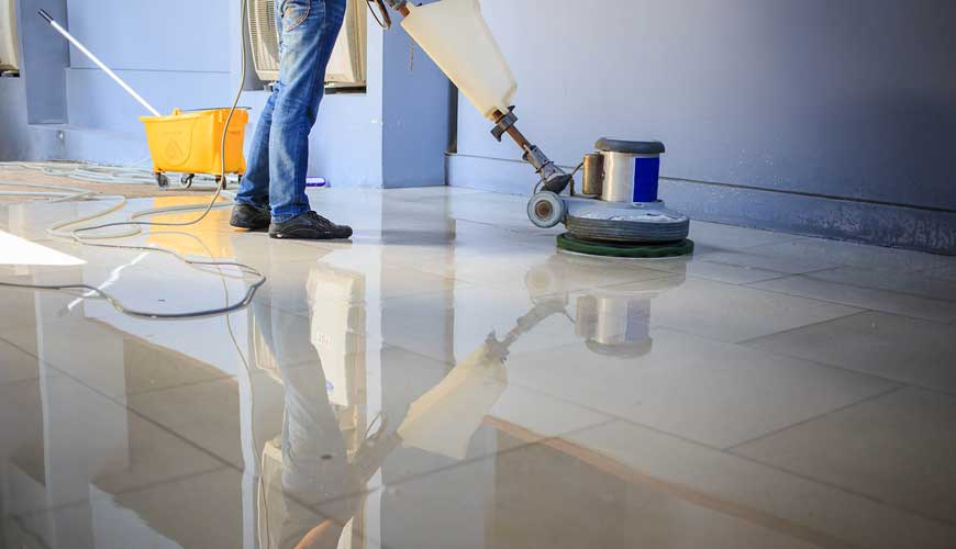 Floor Striping And Waxing Services Port St Lucie Florida